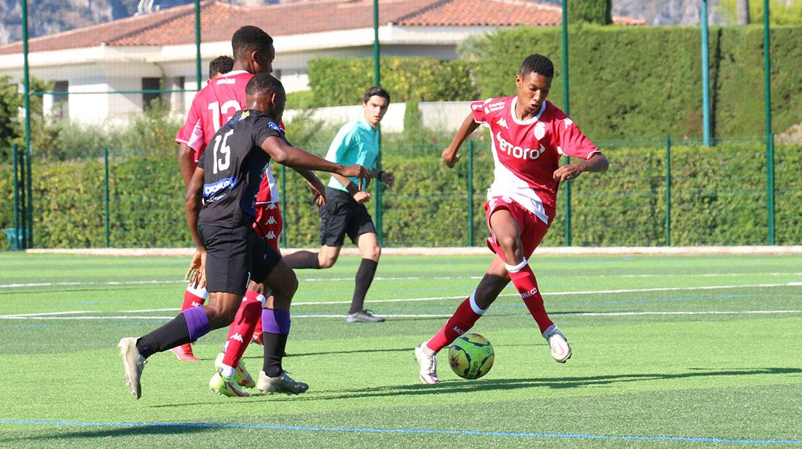 Highlights U19 – J2 : AS Monaco 4-1 FC Istres