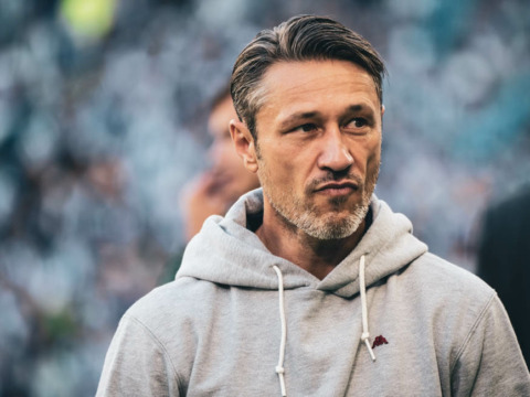 """Niko Kovac: """"Hicimos un gran partido en defensa"""""""