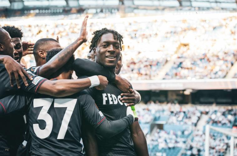 Europa League: Real Sociedad 1-1 AS Monaco