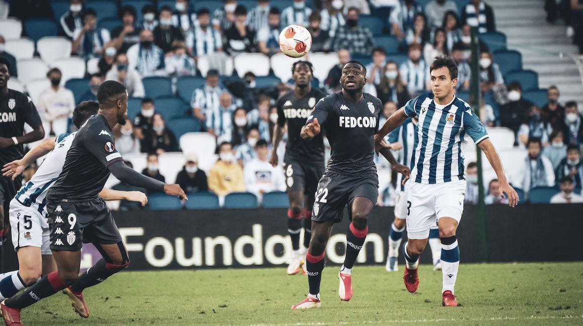Monaco empató y es líder del grupo B