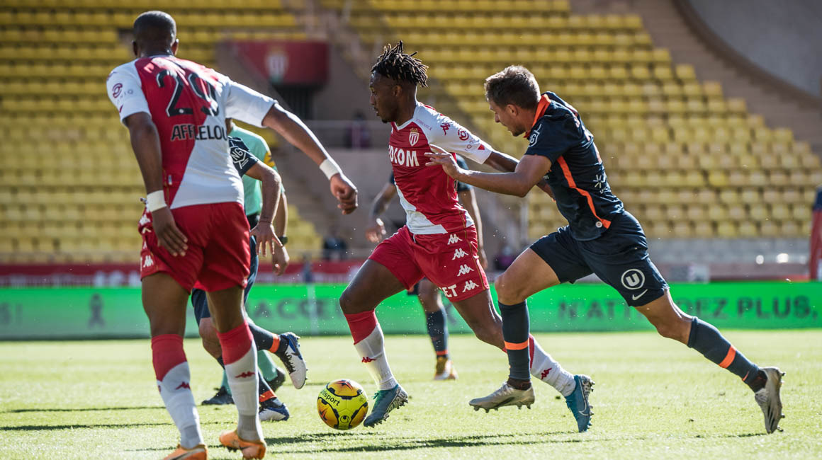 AS Monaco – Montpellier programmé le dimanche 24 octobre à 17h