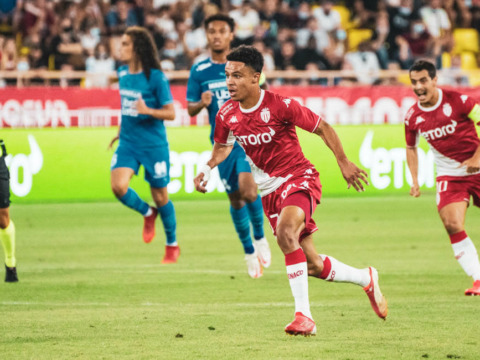 Une 50e en Ligue 1 pour Sofiane Diop face à Marseille