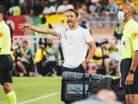 Las reacciones de Niko Kovac y Axel Disasi tras el Marsella