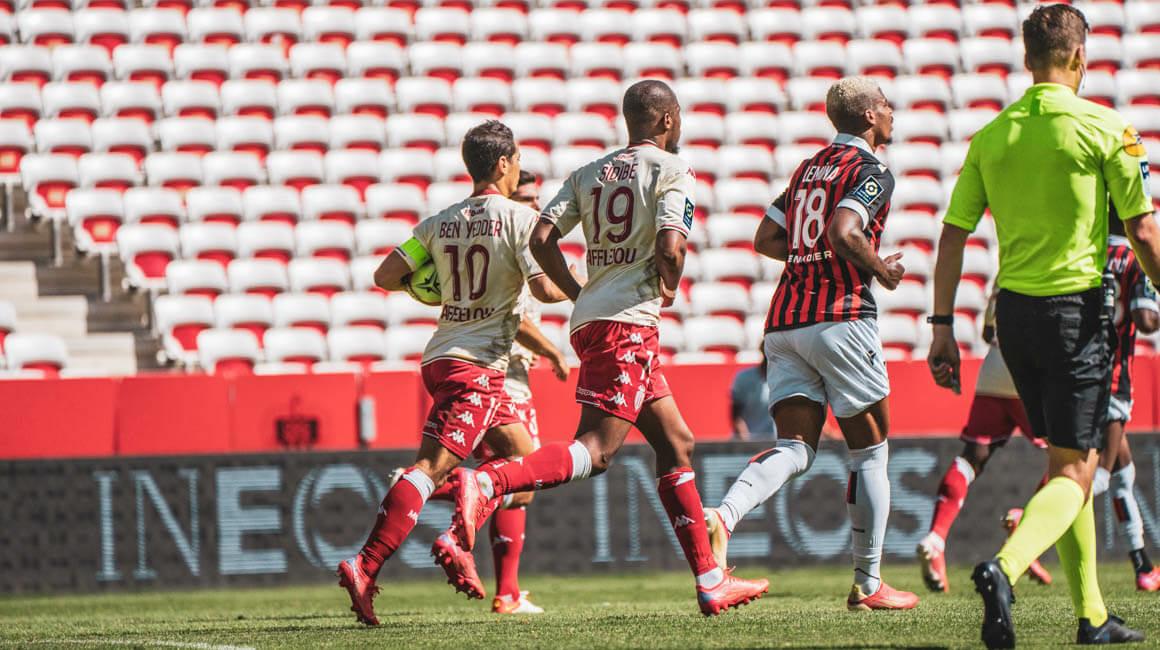 Лига 1 — 6-й тур: «Ницца» 2-2 «Монако»