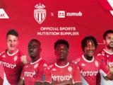 """Zumub nouveau """"Fournisseur Officiel de Nutrition Sportive"""" de l'AS Monaco"""