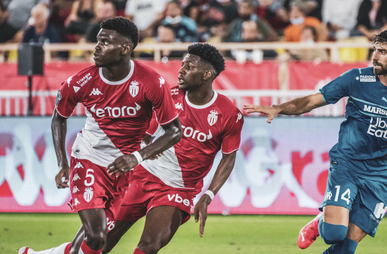 AS Monaco fall to Olympique de Marseille