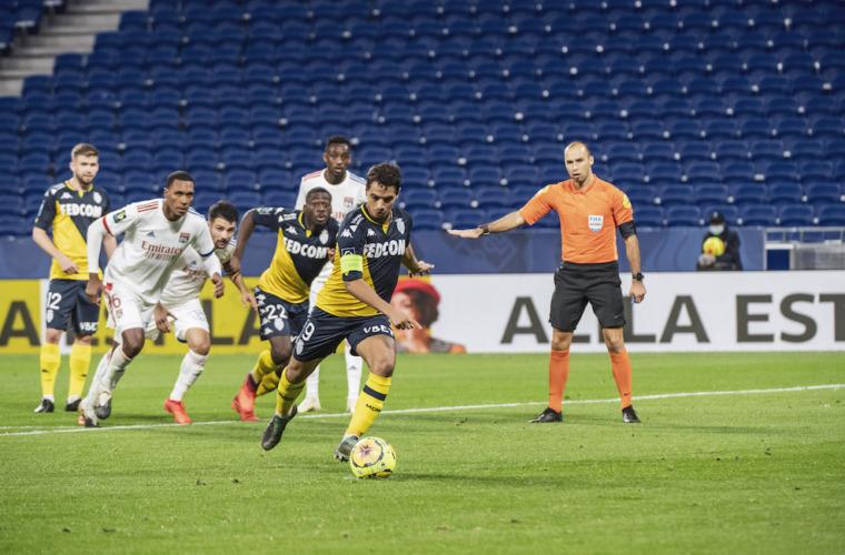 Olympique Lyonnais - AS Monaco programmé le samedi 16 octobre à 21h