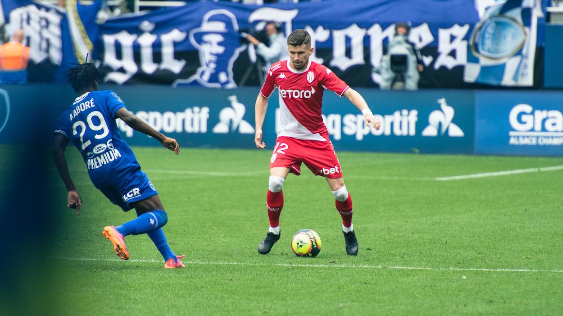 """Caio Henrique : """"J'aimerais fêter mon premier but avec Monaco"""""""