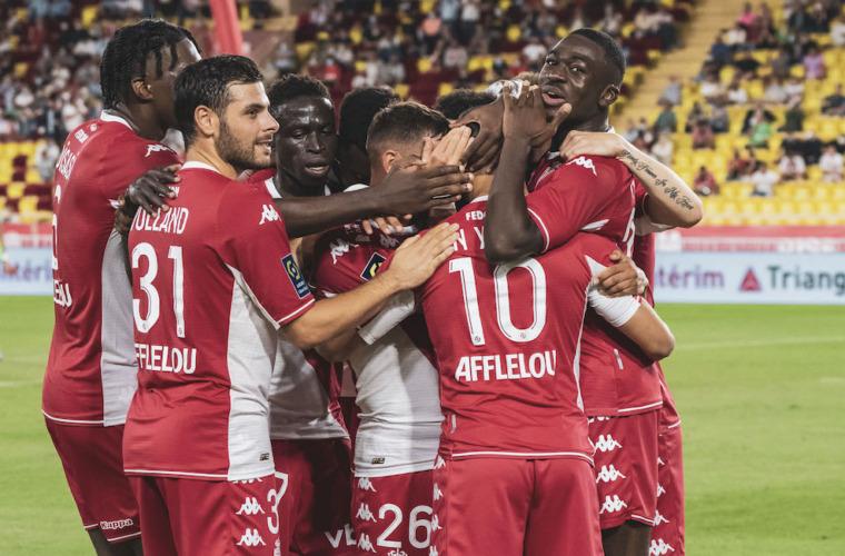 O AS Monaco volta a vencer contra o Saint-Étienne!