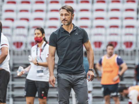 "Niko Kovac: ""On the right track"""