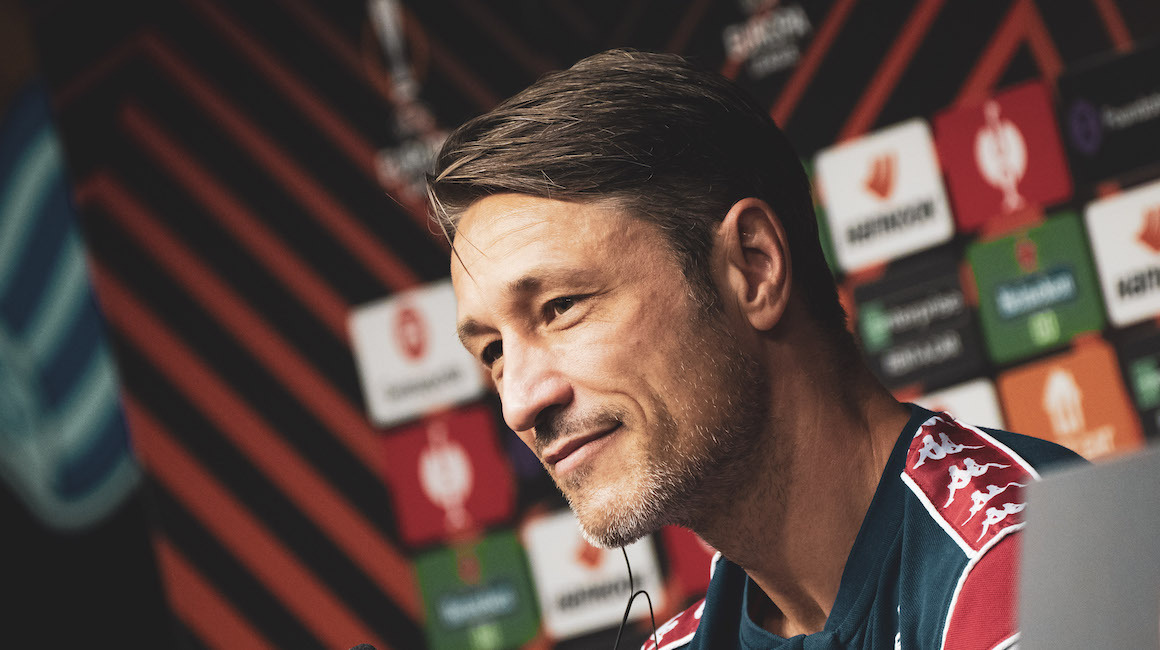 "Niko Kovac : ""Montrer notre meilleur visage"""