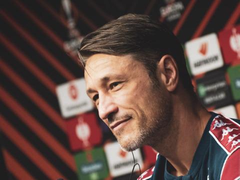 """Niko Kovac: """"Show our best side"""""""