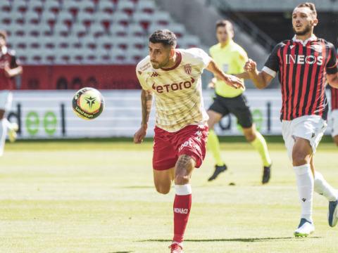 Guillermo Maripán cumplió 60 partidos como monegasco