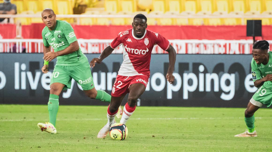 Лига 1 -7-й тур: «Монако» 3-1 «Сент-Этьен»