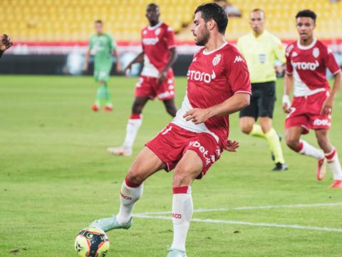 Kevin Volland dans l'Équipe Type de la 7e journée de Ligue 1