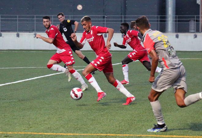 HIGHLIGHTS : N2 – J7 : AS Monaco 2-0 FC Martigues