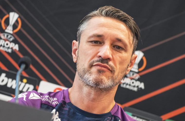 "Niko Kovac : ""Jouons avec passion"""