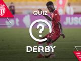 Quiz spécial Derby : gagne un maillot de l'AS Monaco !
