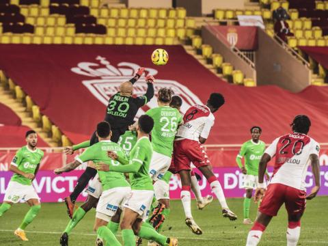 Les 11 stats' à ne pas louper avant Monaco - Saint-Etienne