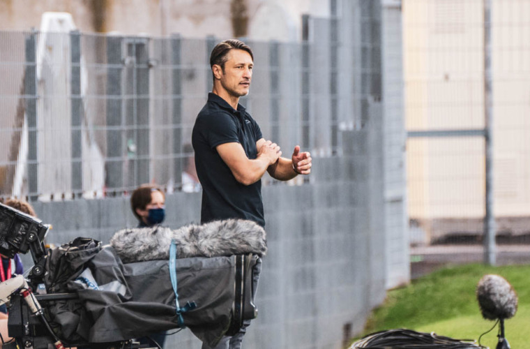 """Niko Kovac: """"Continue this series and continue to win"""""""