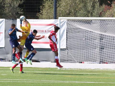 3-3 entre l'AS Monaco et l'OM... en U17