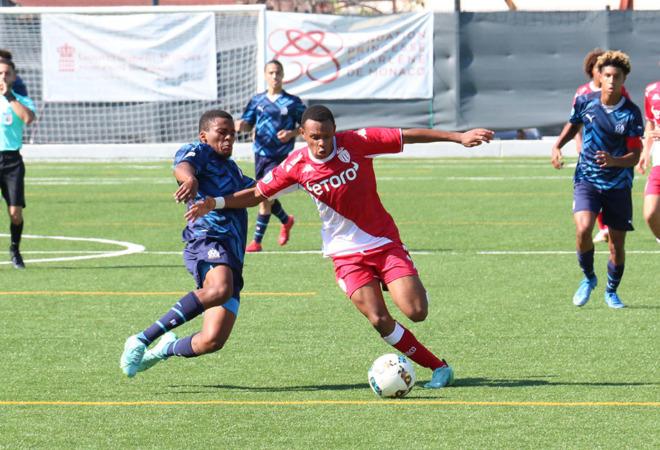 Highlights – U17 – J3 : AS Monaco 3-3 OM