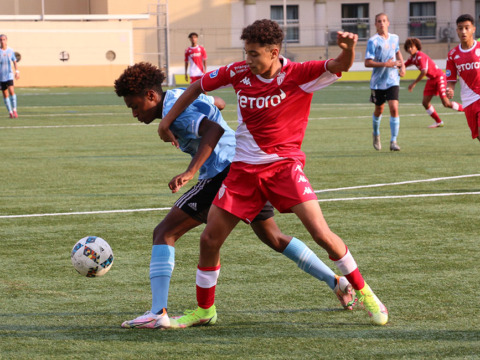 HIGHLIGHTS U17 J5 : AS Monaco 1-4 AC Ajaccio