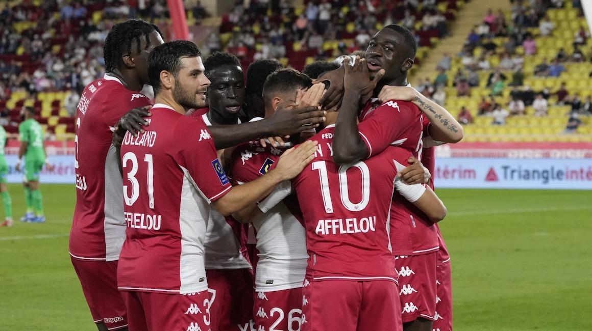 AS Monaco derrotó a Saint-Etienne