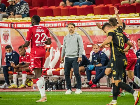"""Niko Kovac : """"L'impression de retrouver l'AS Monaco de la saison dernière"""""""