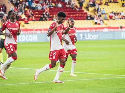 Ligue 1: AS Monaco 3-0 Girondins de Bordeaux