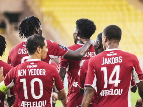 Monaco goleó a Bordeaux y continúa en gran nivel