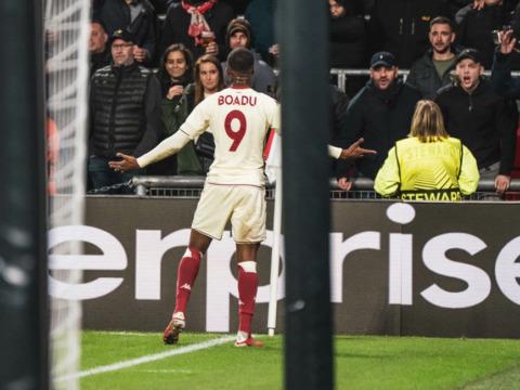 Ligue Europa : PSV Eindhoven 1-2 AS Monaco