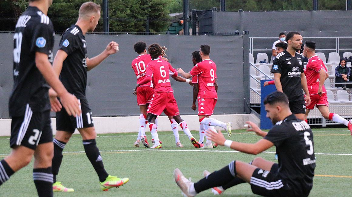 Highlights N2 – J9 : AS Monaco 4-2 AS Saint-Priest