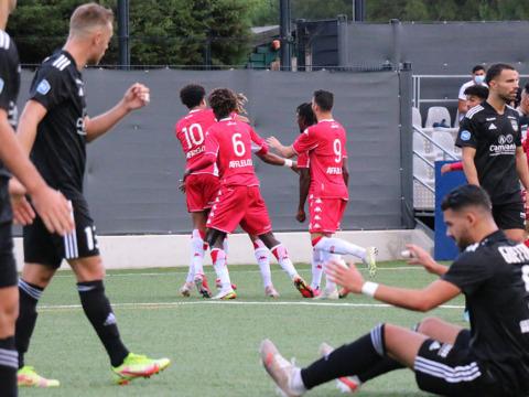 Highlights N2 - J9 : AS Monaco 4-2 AS Saint-Priest
