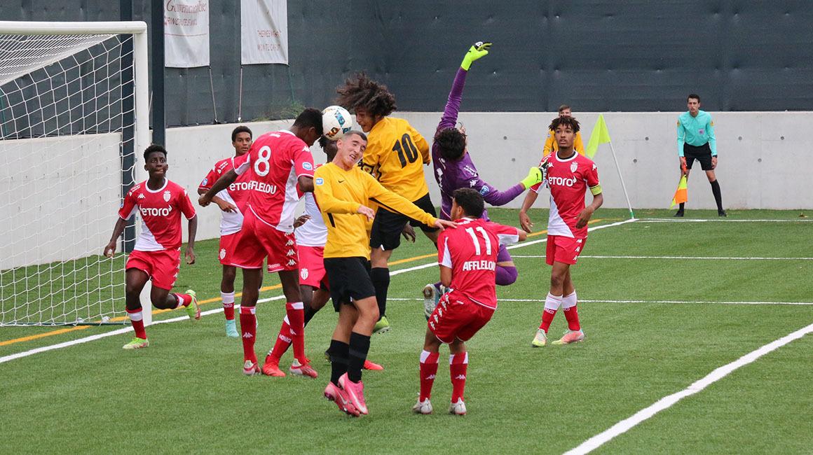 Highlights U17 – J7 : AS Monaco 1-3 Lyon la Duchère
