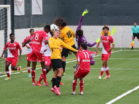 Highlights U17 - J7 : AS Monaco 1-3 Lyon la Duchère