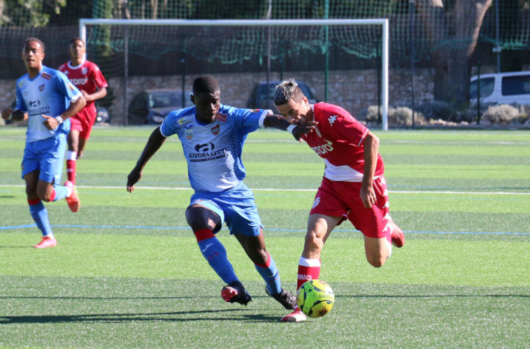 HIGHLIGHTS U19 - J9 : AS Monaco 2-2 AS Béziers