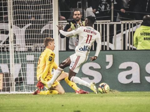 Alexander Nübel élu MVP monégasque face à Lyon