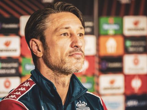 """Niko Kovac: """"Um jogo complicado contra uma ótima equipe"""""""
