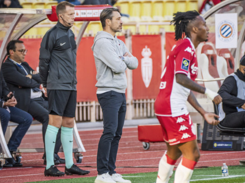 Главные статистические показатели «Монако» после матча с «Монпелье»