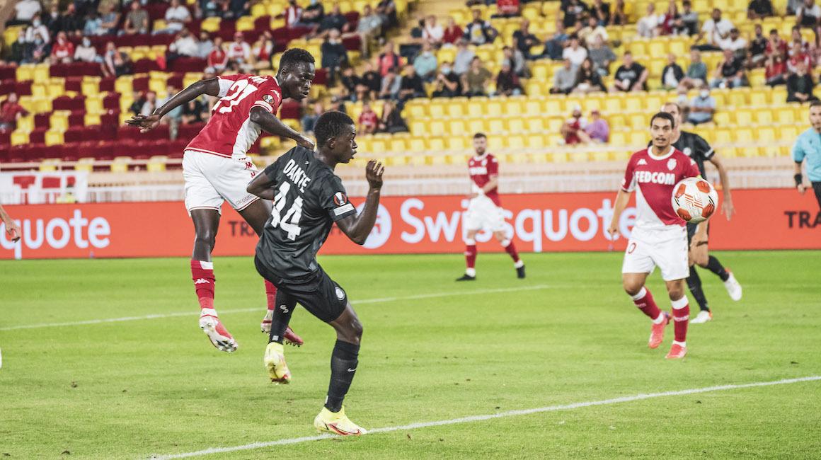 Krépin Diatta avec le Sénégal pour les qualifs' du Mondial 2022