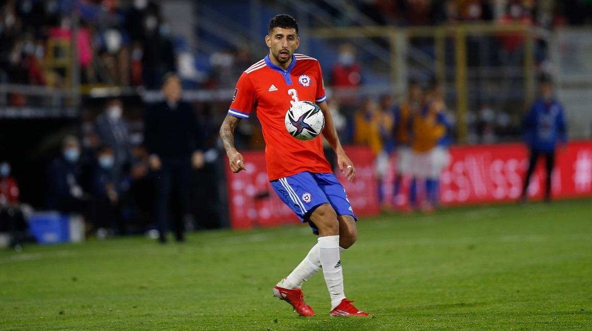El Memo fue una muralla en la victoria de Chile ante Paraguay