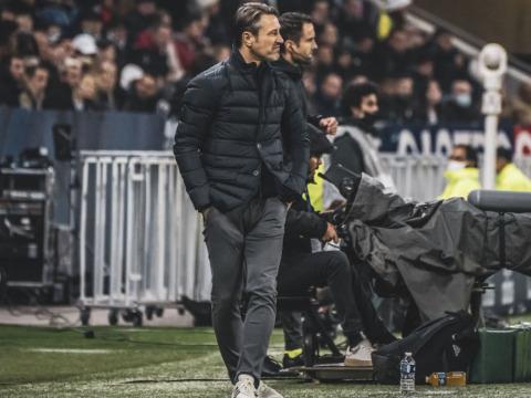 """Niko Kovac: """"Continuar a trabalhar"""""""