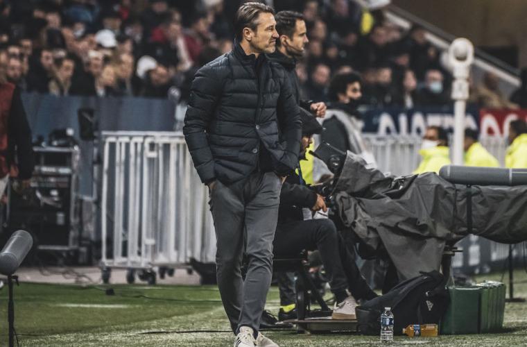 "Niko Kovac : ""Il faut continuer à travailler"""