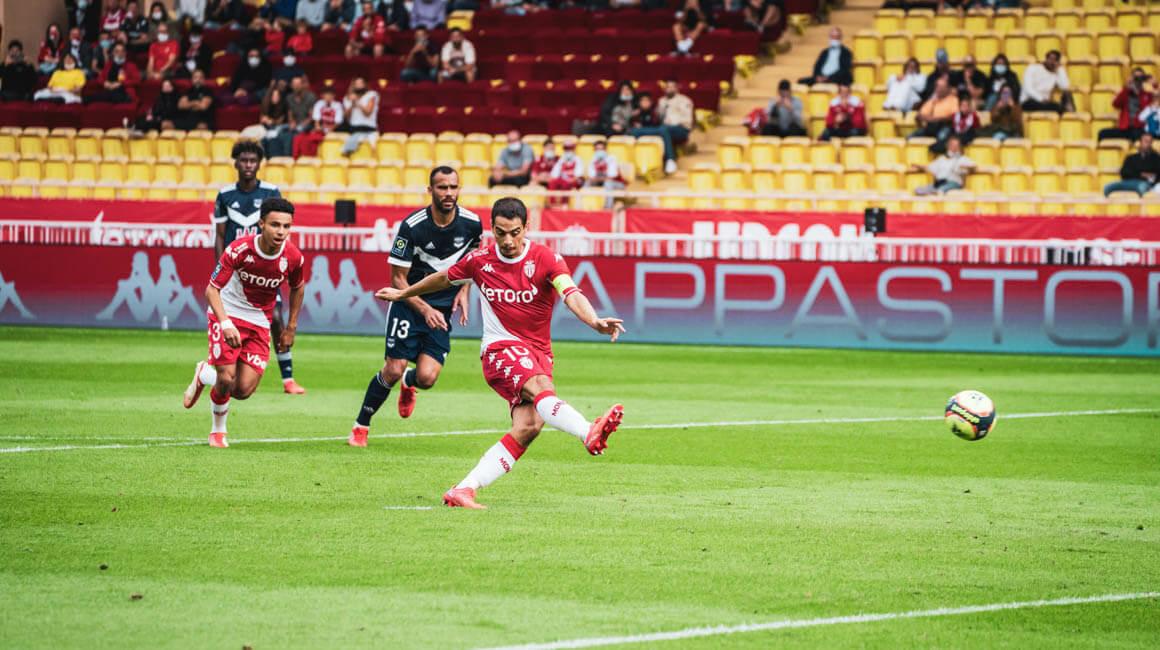 Лига 1 — 9-й тур: «Монако» 3-0 «Бордо»