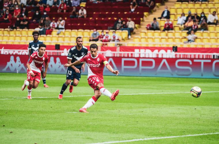 Lo mejor de AS Monaco 3-0 Bordeaux