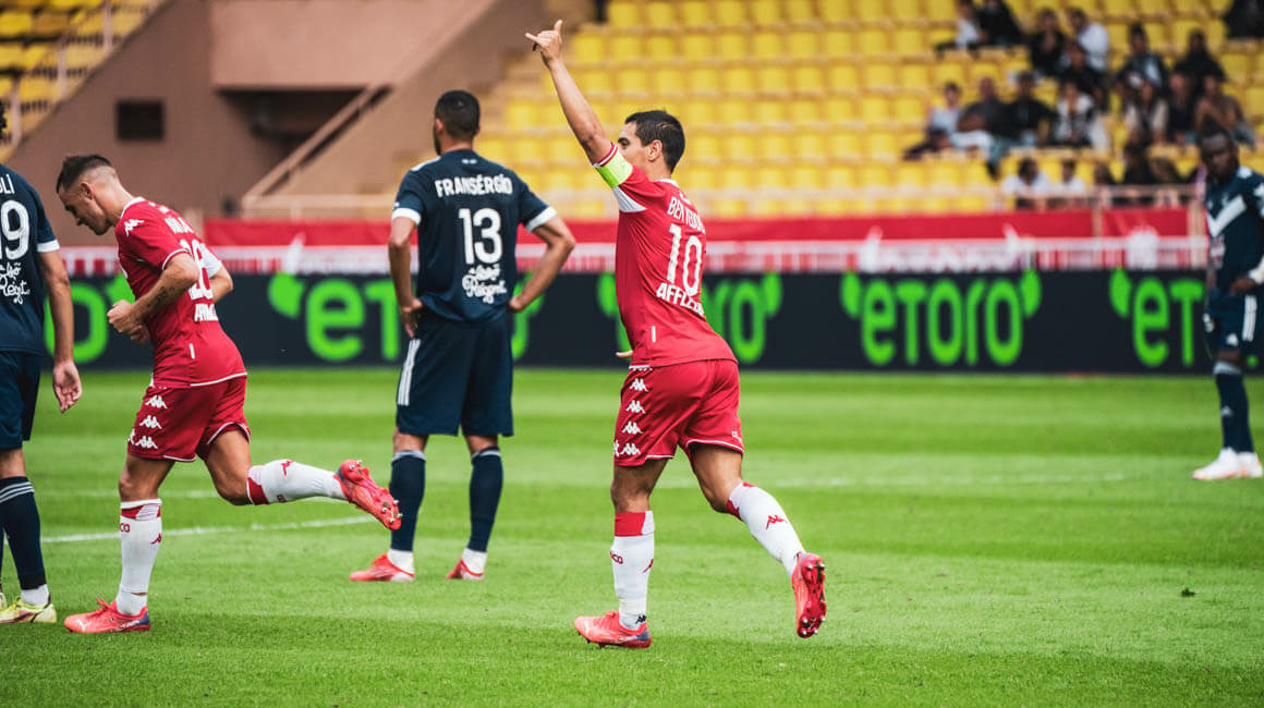 """Wissam Ben Yedder: """"A game that does us a lot of good"""""""