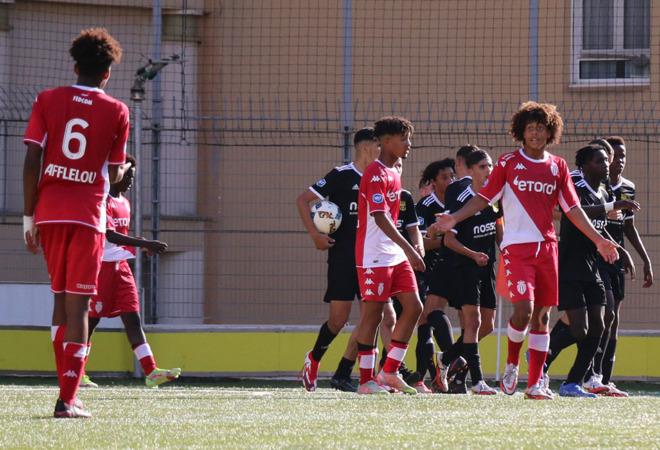 Highlights U17 – J9 : AS Monaco 0-2 AS Saint-Priest