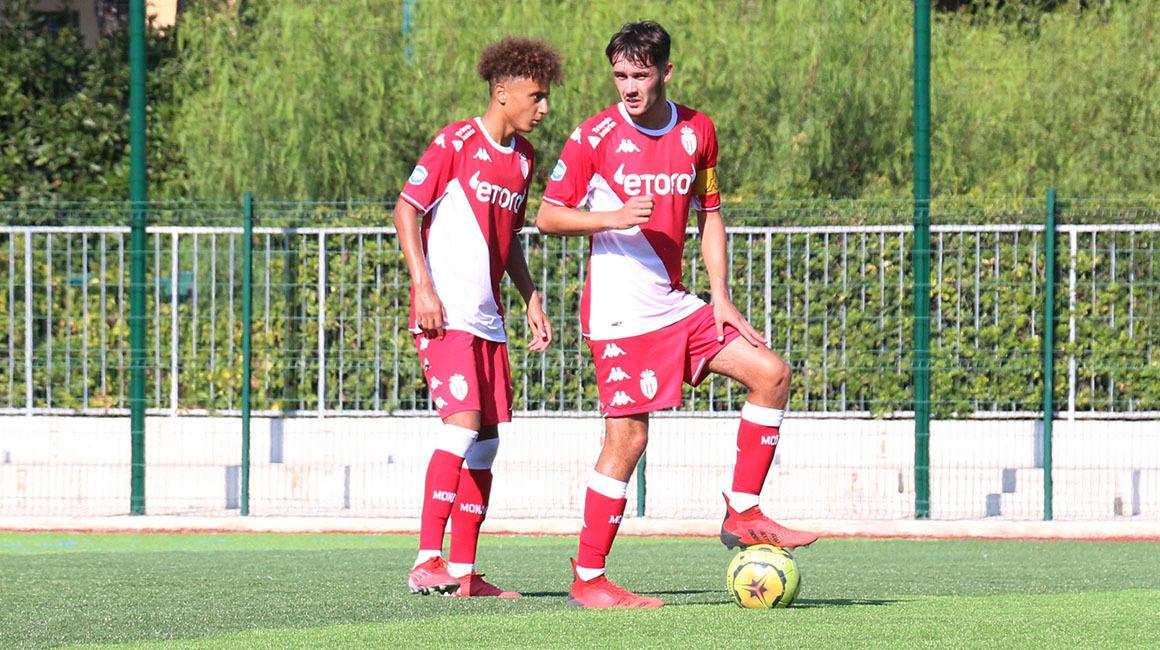 HIGHLIGHTS – U19 – J7 : AS Monaco 4-2 Nîmes Olympique