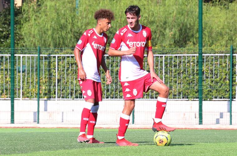 HIGHLIGHTS - U19 - J7 : AS Monaco 4-2 Nîmes Olympique
